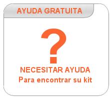 Asesoramiento gratuito para encontrar el kit de reemplazo