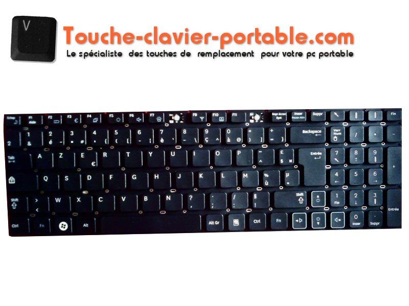 kit laptop taste samsung rv rv520 kaufen reparieren. Black Bedroom Furniture Sets. Home Design Ideas