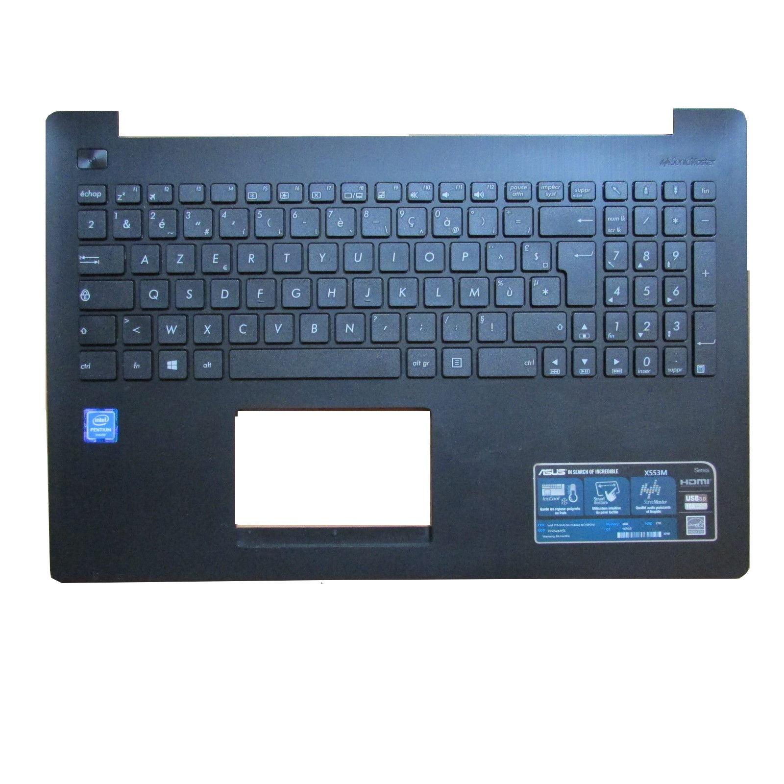 Buy Keyboard Asus F F553m Laptopkey Europe Com