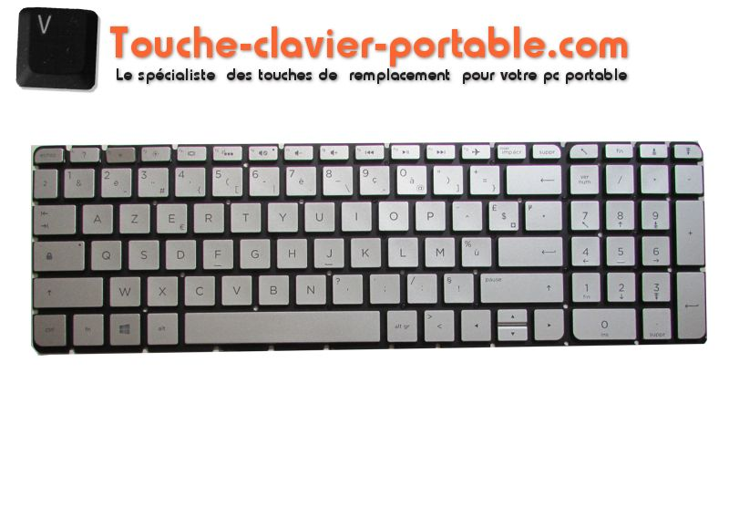 kit laptop taste hp 17 17ab kaufen reparieren ersetzen. Black Bedroom Furniture Sets. Home Design Ideas