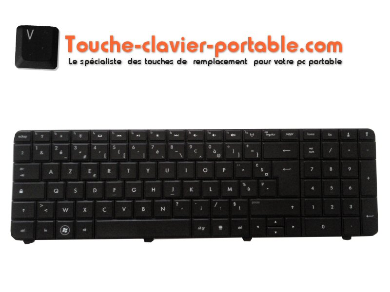 kit laptop taste hp pavilion g7 kaufen reparieren. Black Bedroom Furniture Sets. Home Design Ideas